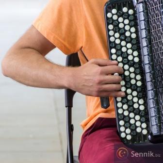 Harmonia, akordeon