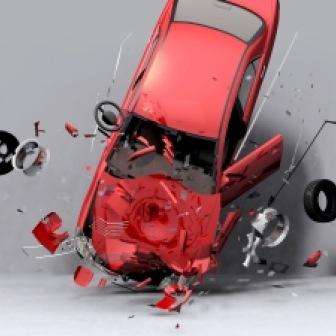 Sen o wypadku lotniczym, kolejowym, samochodowym lub morskim