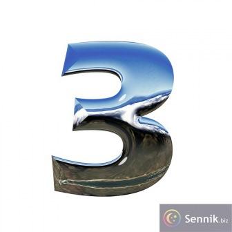 Trzy (liczba)