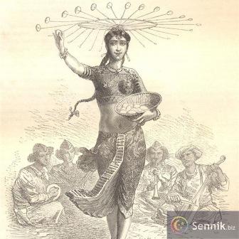 Bajadera (hinduska tancerka)
