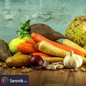 Jarzyny, warzywa