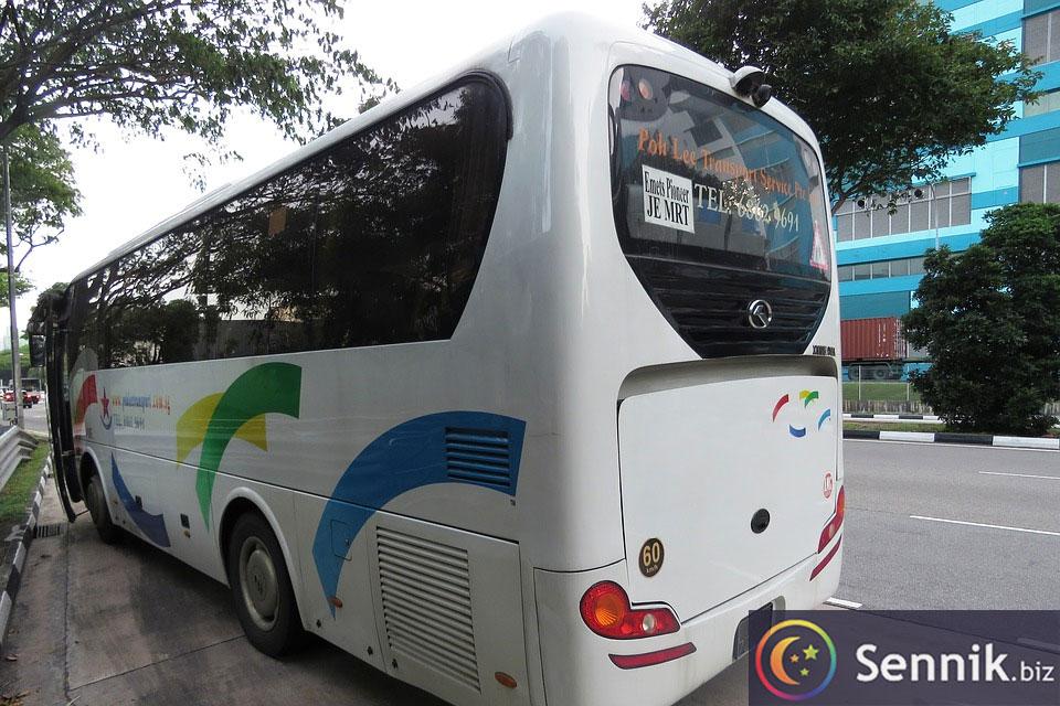 sennik autobus