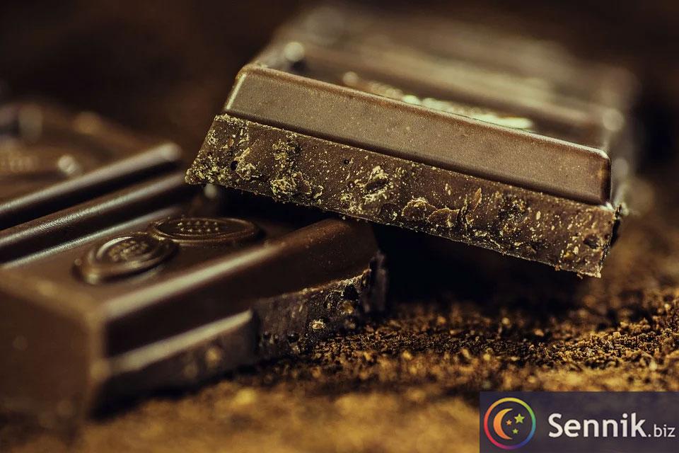 sennik czekolada