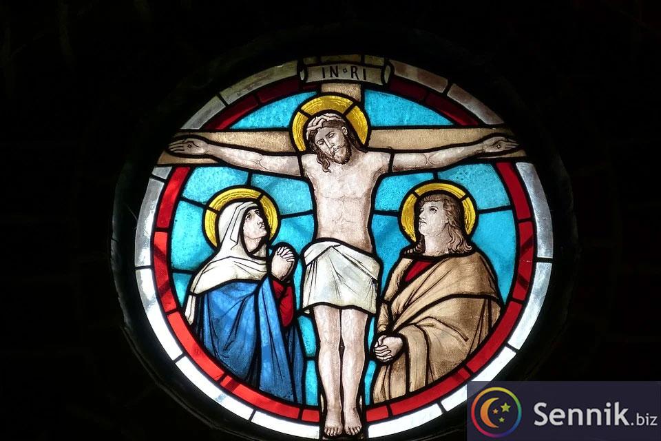 jezus sennik