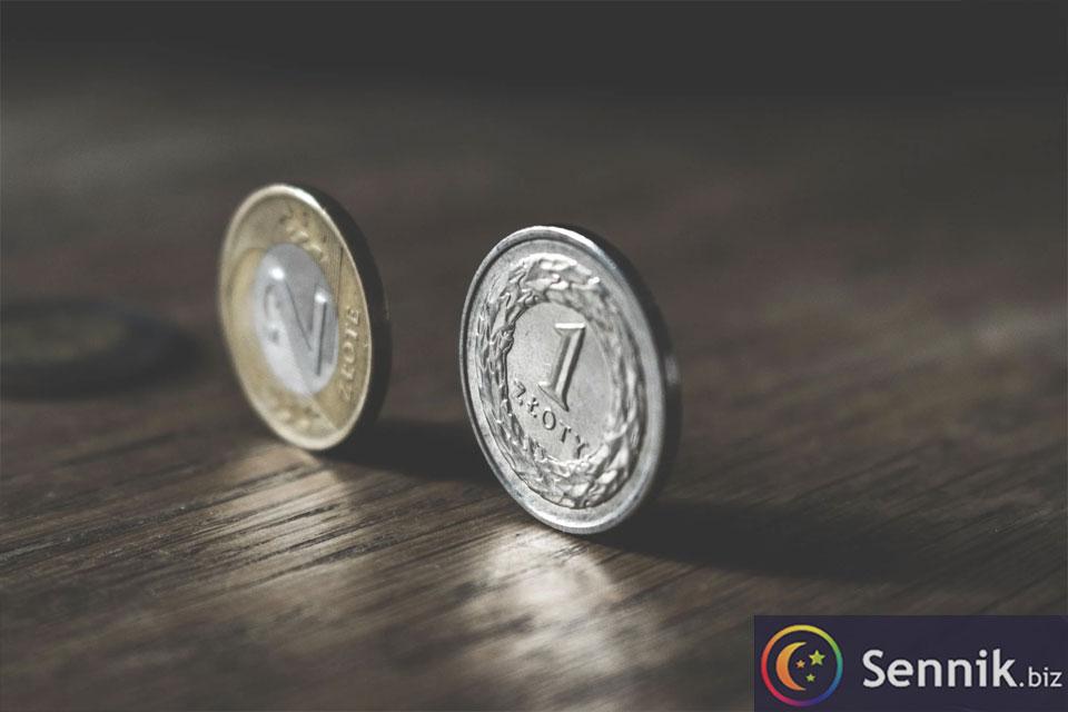 monety sennik