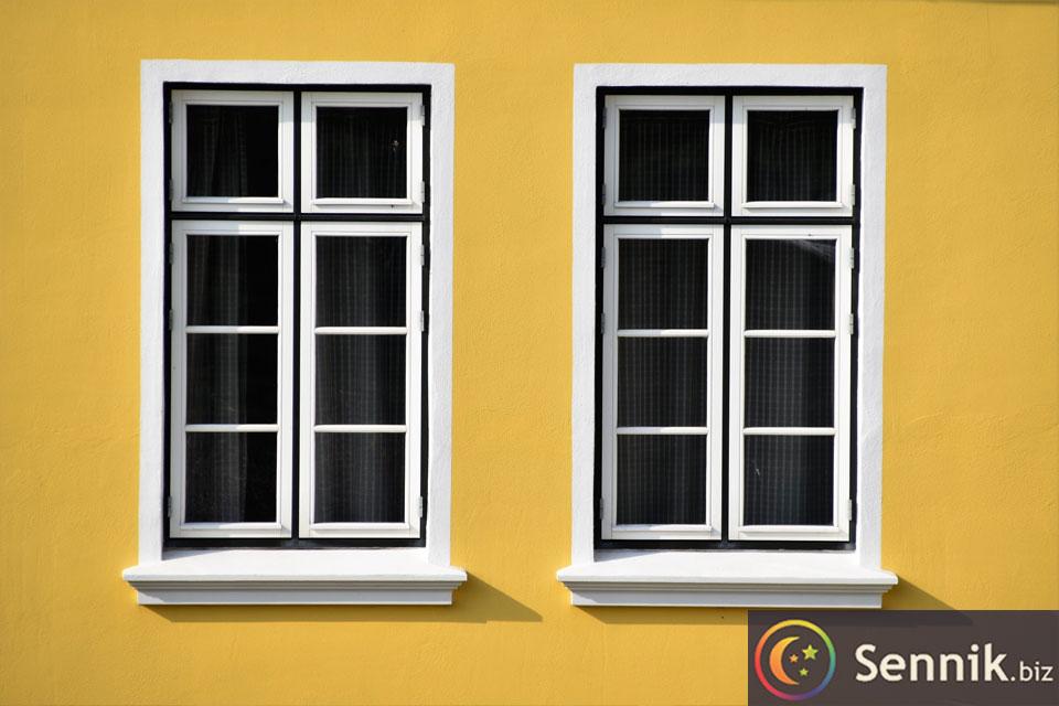 okno sennik