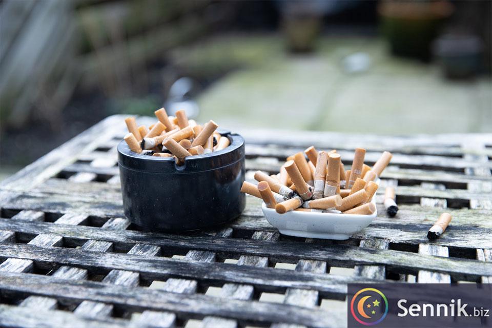 sennik papierosy