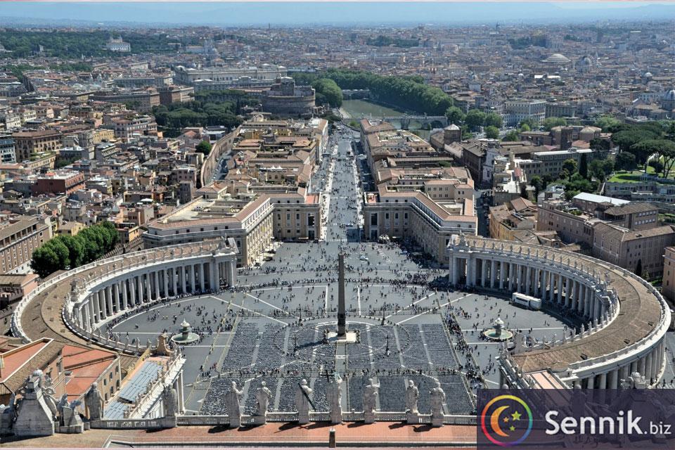 sennik papież