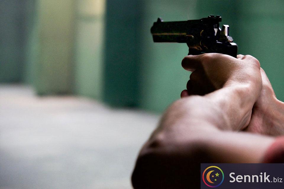 sennik pistolet