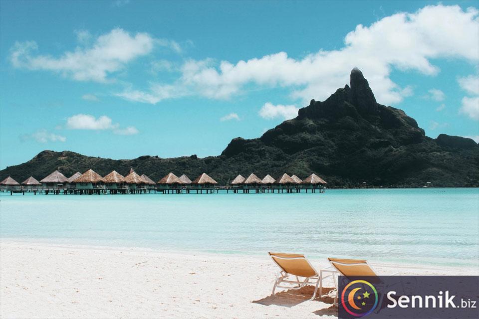 sennik plaża