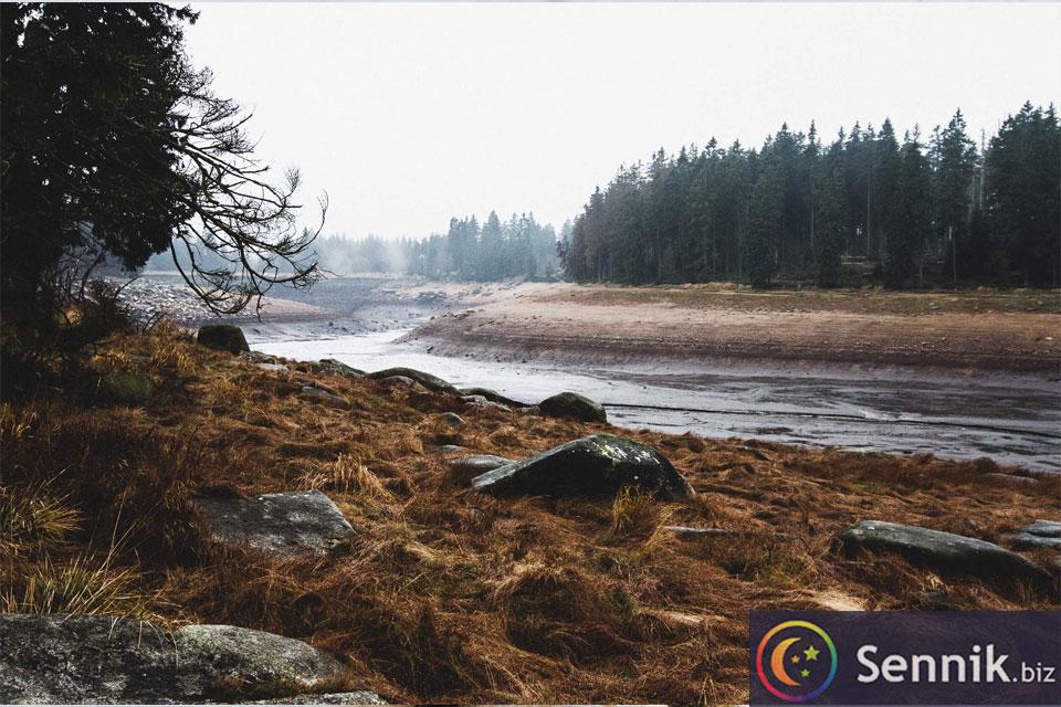 rzeka sennik